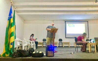 HEJA ministra treinamento sobre Covid-19 para Secretaria Municipal de Educação de Jaraguá